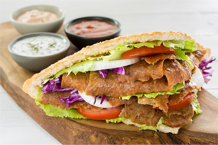 Juicy Doner Kebab